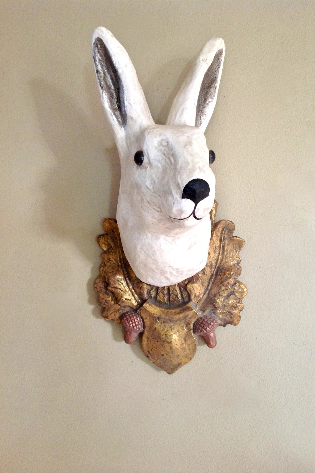 GHome2 Rabbit Trophy Mount - Front Full Image