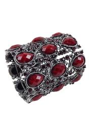 GHome2 Red Rhinestone Cuff - Product Mini Image