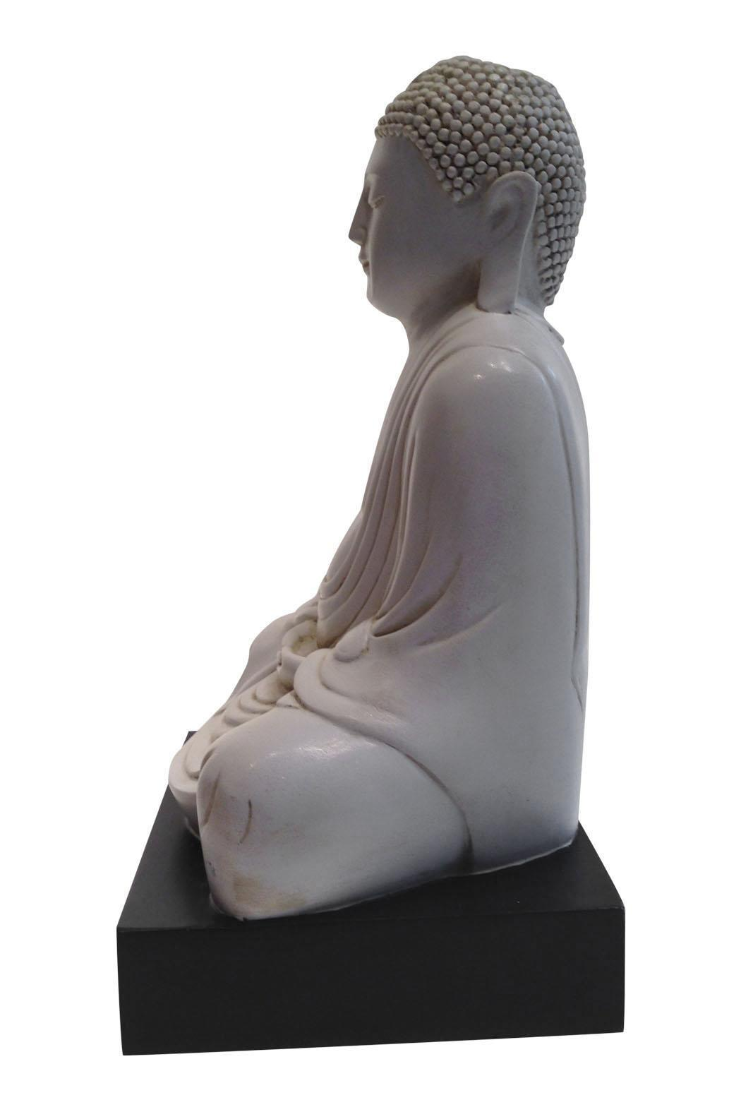 GHome2 Resin Buddha - Front Full Image