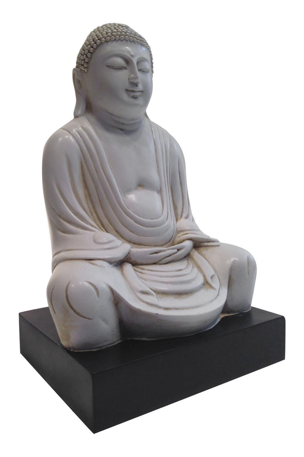 GHome2 Resin Buddha - Side Cropped Image