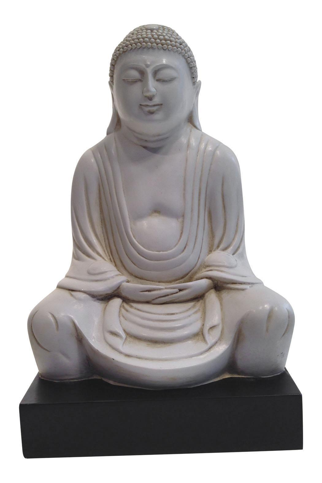 GHome2 Resin Buddha - Front Cropped Image