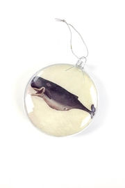 GHome2 Vintage Whale Ornament - Product Mini Image