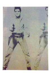 GHome2 Warhol's Elvis Journal - Front cropped