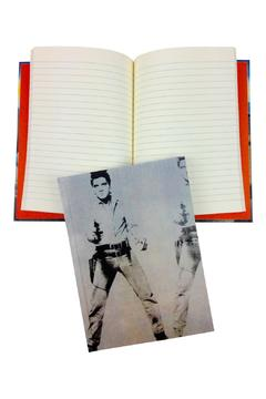 GHome2 Warhol's Elvis Journal - Alternate List Image