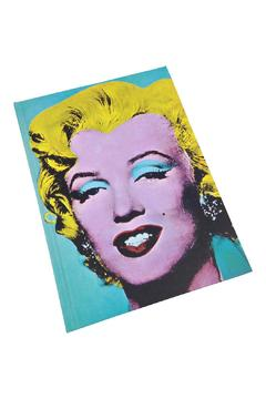 GHome2 Warhol's Monroe Journal - Product List Image