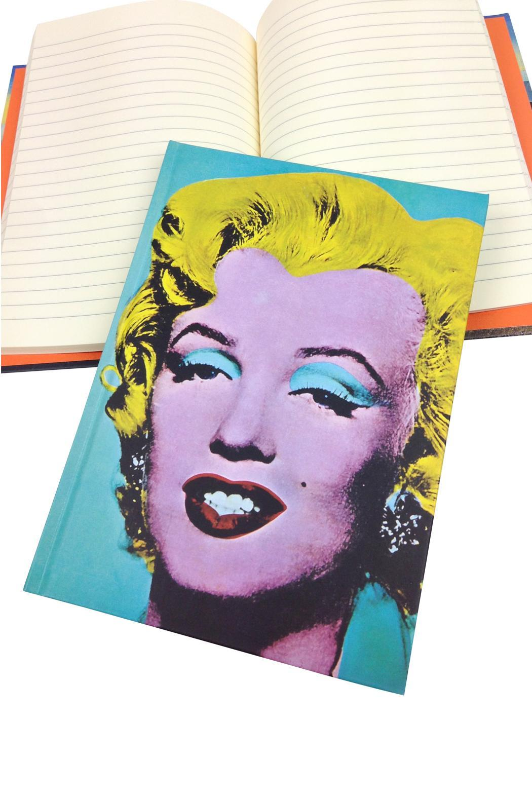 GHome2 Warhol's Monroe Journal - Front Full Image
