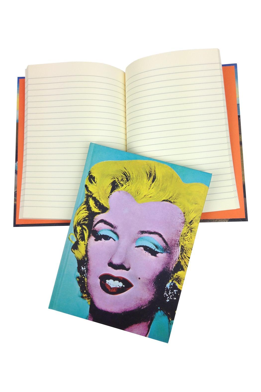 GHome2 Warhol's Monroe Journal - Side Cropped Image