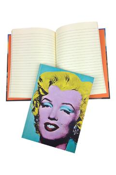 GHome2 Warhol's Monroe Journal - Alternate List Image