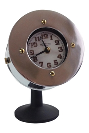 GHome2 Watchmakers Clock - Side cropped