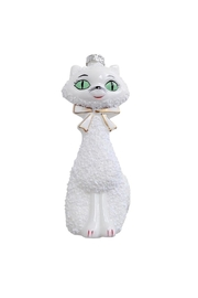 GHome2 White Kitten Ornament - Product Mini Image