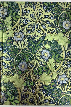 GHome2 William Morris Journal - Product List Image