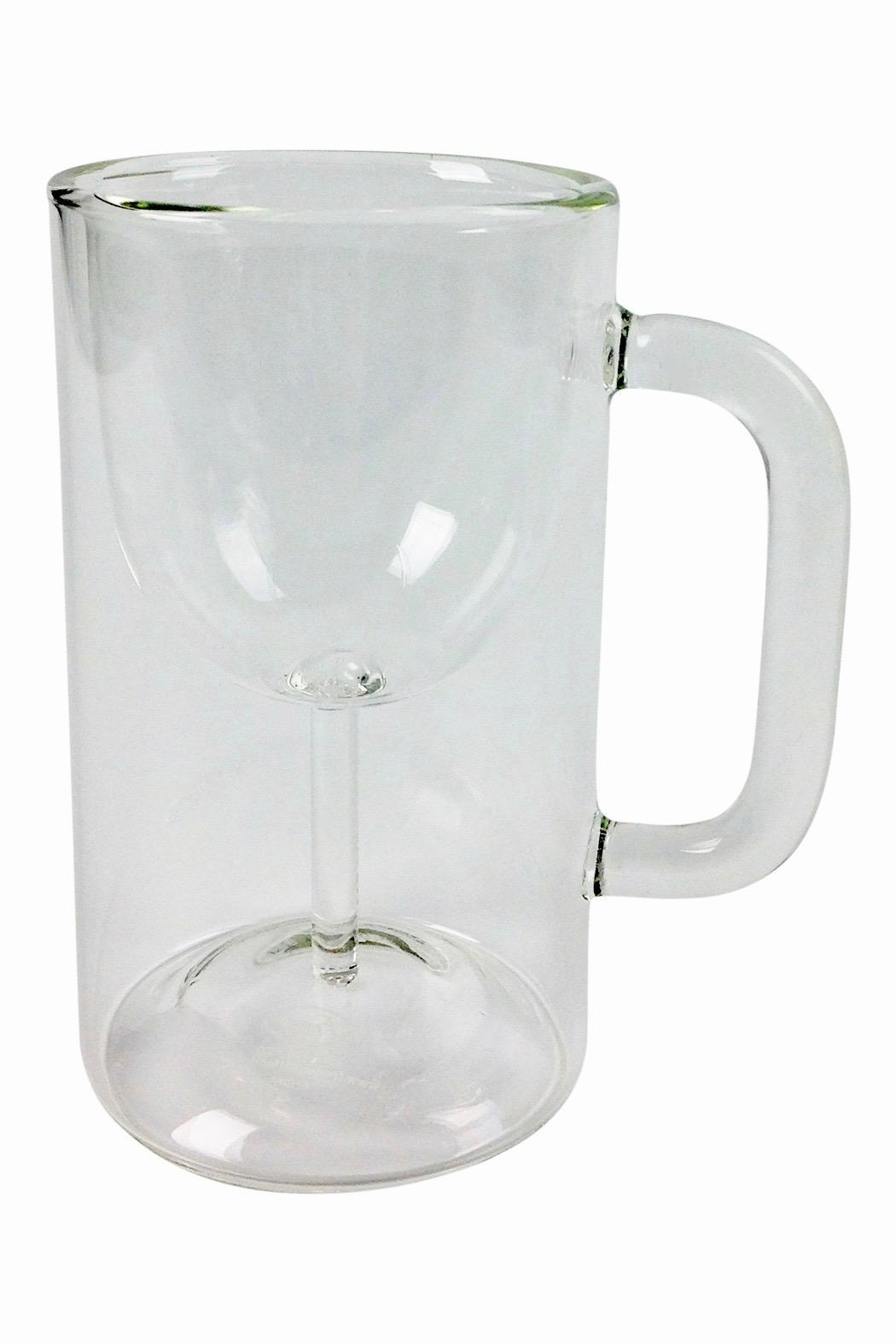 GHome2 Wine Stein Mug - Side Cropped Image
