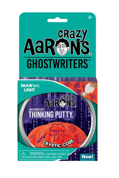 Crazy Aaron's  Ghostwriters Putty: Cryptic Code - Product List Image