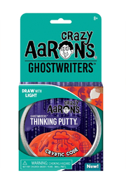Crazy Aaron's  Ghostwriters Putty: Cryptic Code - Product Mini Image