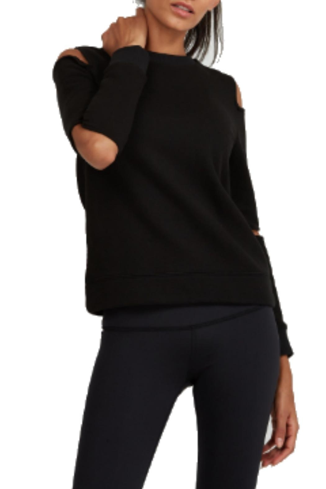 NOLI Gia Cut-Out Pullover - Main Image