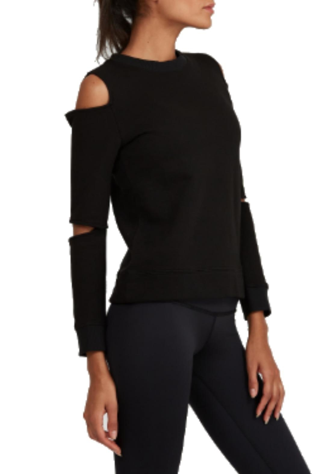 NOLI Gia Cut-Out Pullover - Front Full Image