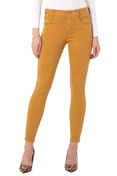 Liverpool  Gia Glider Ankle Skinny - Product List Image