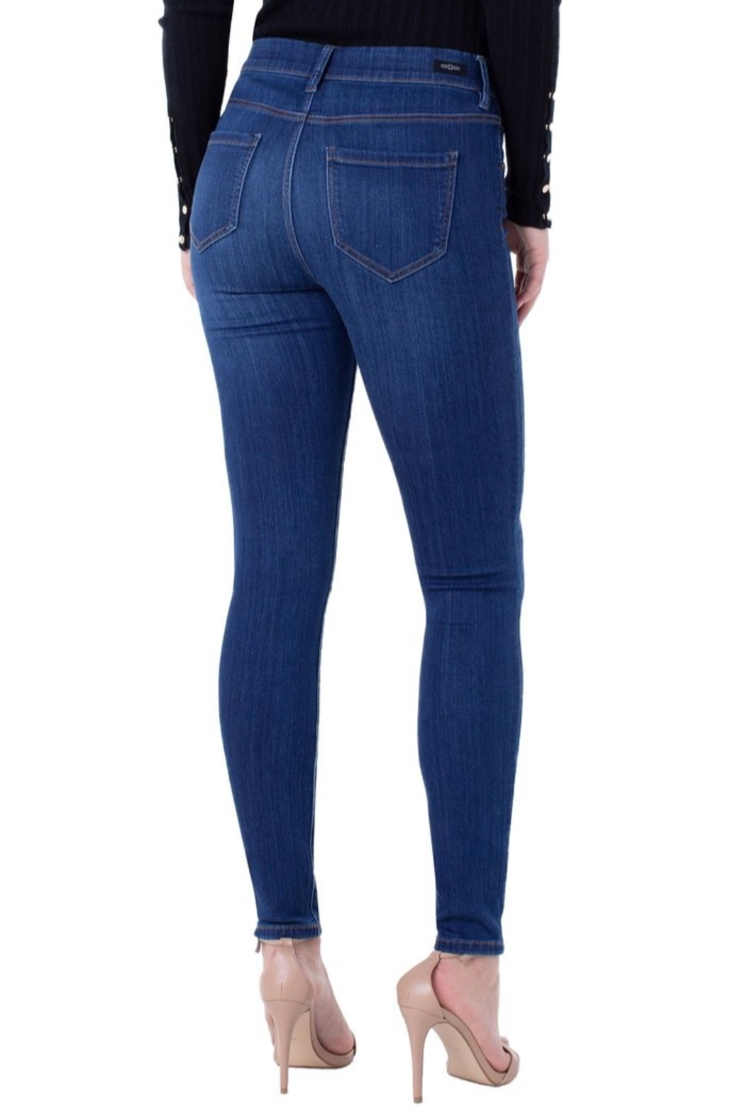 Liverpool Jean Company Gia Glider - Front Full Image