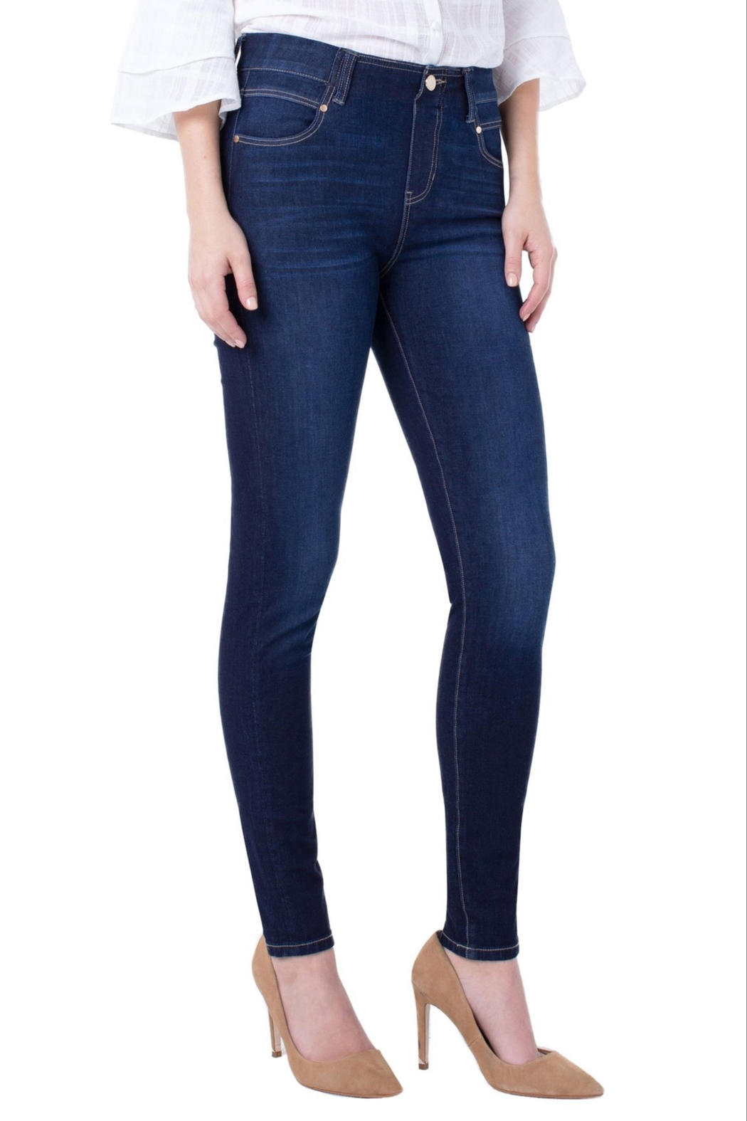 Liverpool Jean Company Gia Glider - Front Cropped Image