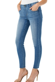 Liverpool  Gia Glider Crop-pant - Product Mini Image