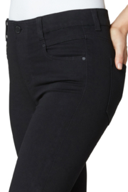 Liverpool  Gia Glider Pant - Back cropped