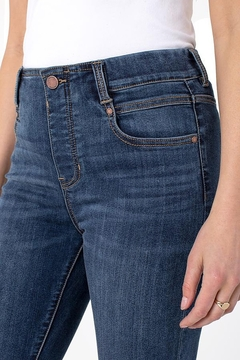 Liverpool  Gia Glider Pull-On Skinny Jean - Product List Image