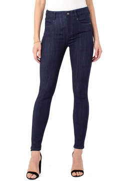 Liverpool  GIA GLIDER SKINNY PULL-ON HIGH PERFORMANCE DENIM - Product List Image