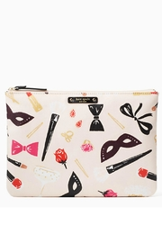 Kate Spade New York Gia Hop-To-It Cosmetic - Front cropped