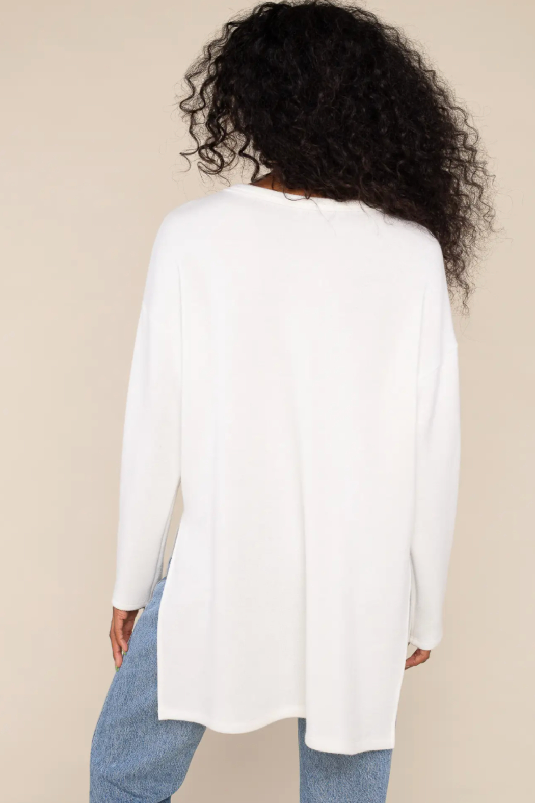 nlt Gia Tunic Top - Front Full Image