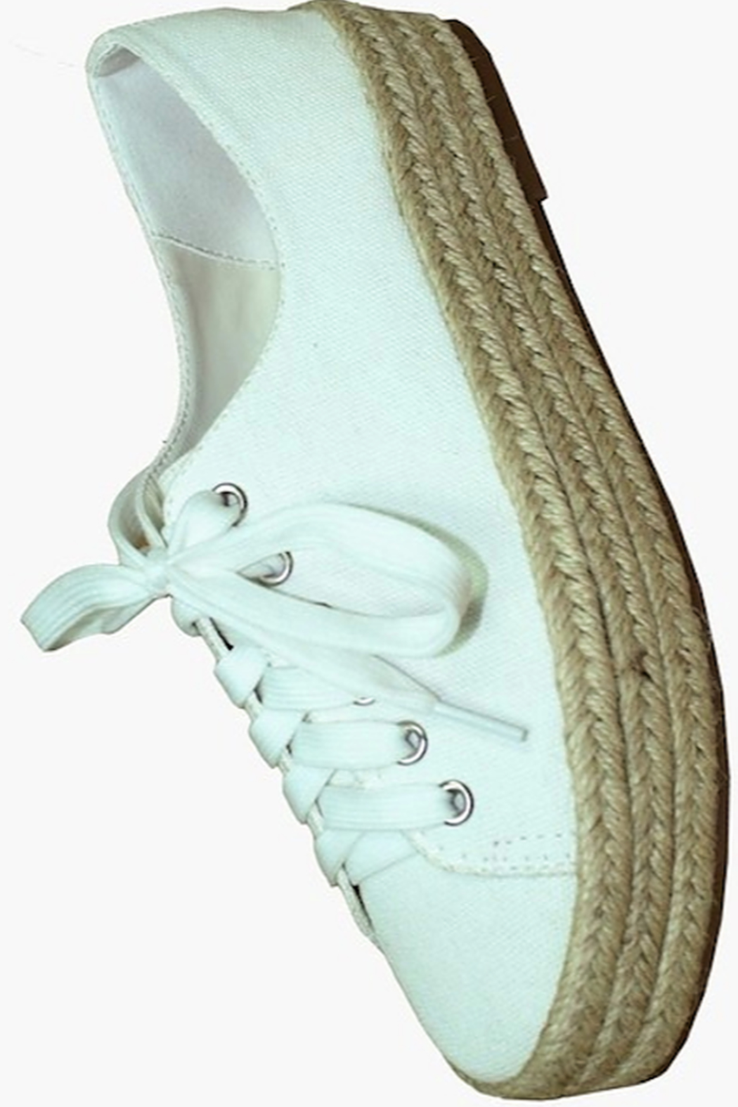 Ccocci Gianna Espadrille Sneaker - Front Cropped Image