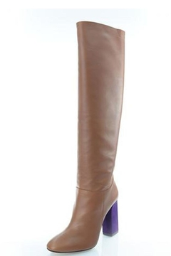 Gianna Meliani Colorblock Leather Boot - Product List Image