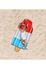 Big Mouth Giant Ice Pop Beach Blanket - Product Mini Image