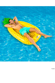 Big Mouth Giant Pineapple Mesh Lounger - Product Mini Image