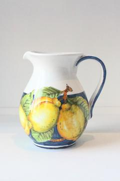 Giardini di Sole Limoni Pitcher - Product List Image