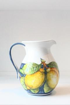 Giardini di Sole Limoni Pitcher - Alternate List Image