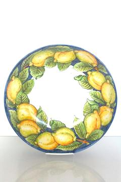 Giardini di Sole Limoni Serving Bowl - Product List Image