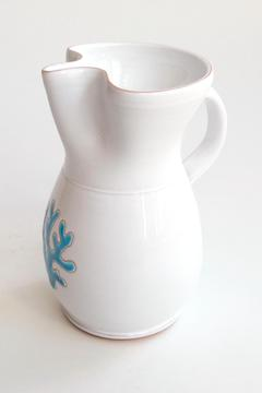 Giardini di Sole Turquoise Corallo Pitcher - Alternate List Image