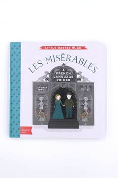 Gibbs-Smith Les Miserables Book - Product List Image