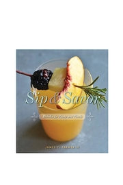 Gibbs-Smith Sip & Savor Book - Product Mini Image