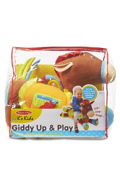 Melissa & Doug Giddy Up & Play Activity Toy - Alternate List Image
