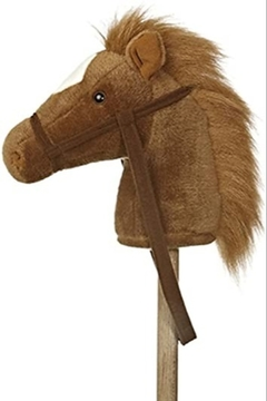 Shoptiques Product: Giddy Up Pony Stick Toy