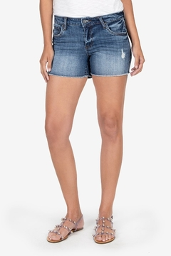 Kut from the Cloth Gidget Fray Short - Product List Image