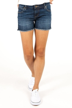 Kut from the Kloth Gidget Fray Short - Product List Image