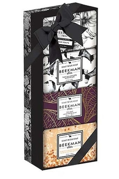 Beekman 1802 Gift Box 3.5 OZ Soap Sampler of 3 - Alternate List Image