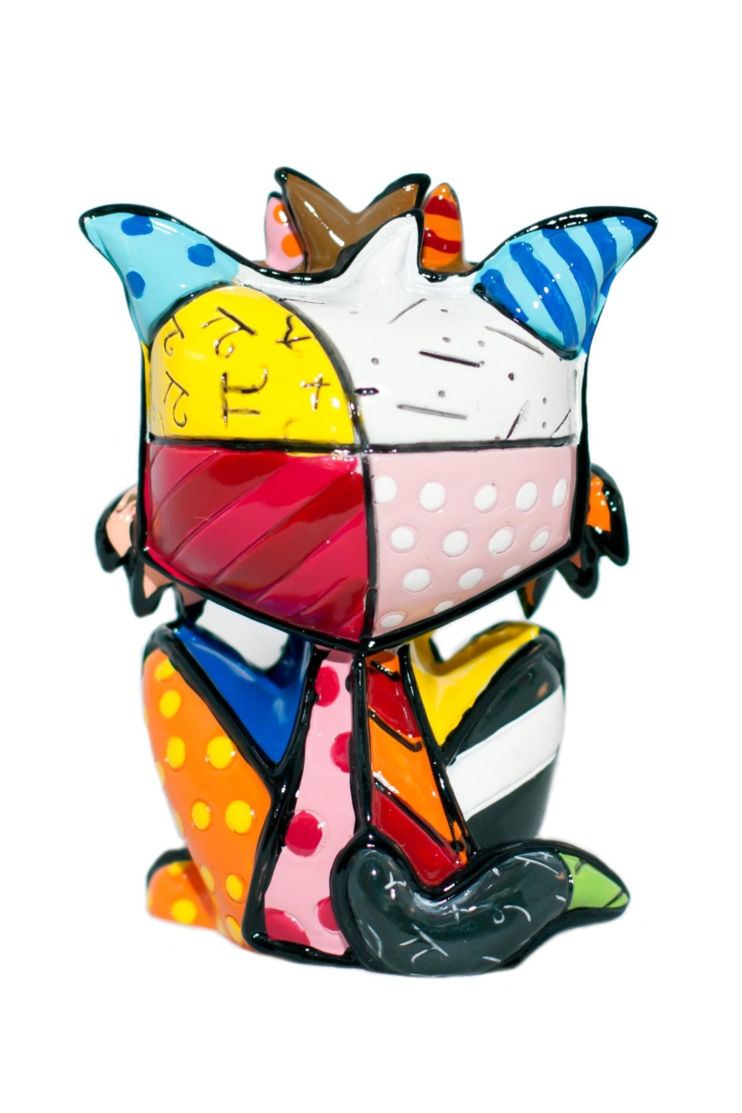 Gift Craft Britto Yorkie Figurine - Side Cropped Image