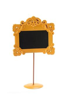 Gift Craft Colored Chalkboard Stand - Alternate List Image