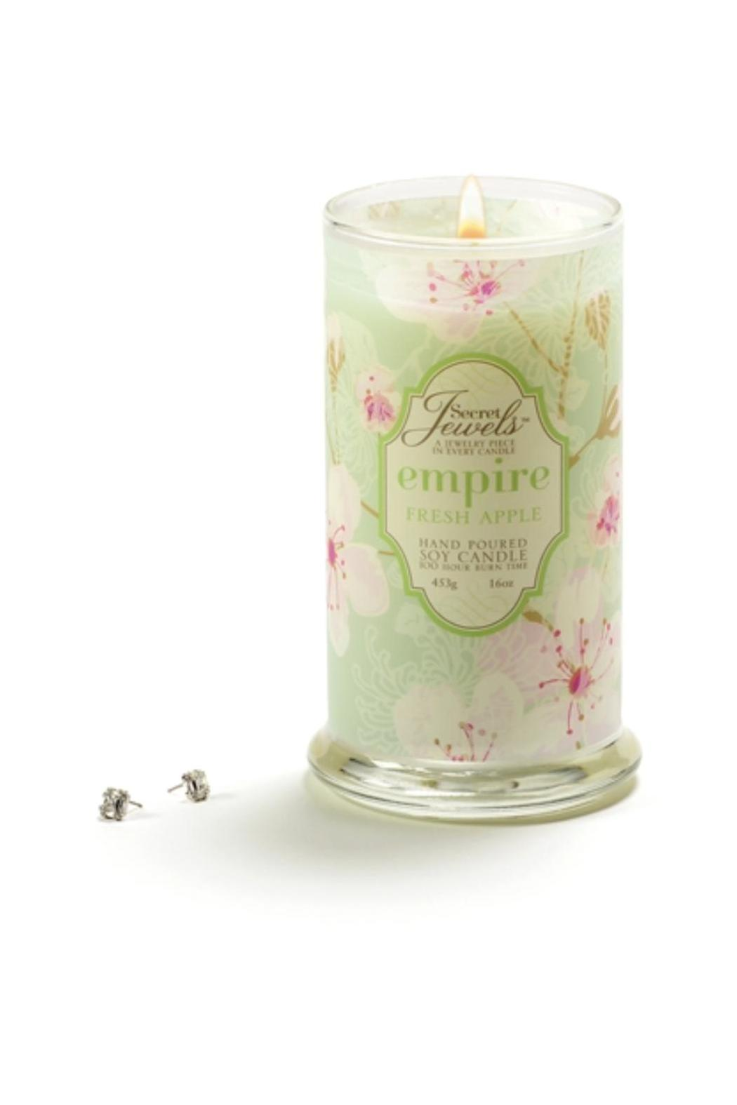 Gift Craft Fresh Apple Jewelry Candle - Main Image