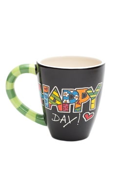 Gift Craft Happy Day Mug - Alternate List Image