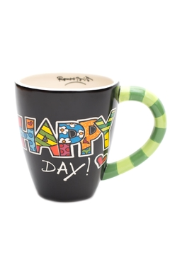 Gift Craft Happy Day Mug - Product List Image