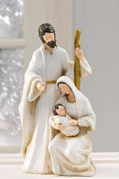 Shoptiques Product: Holy Family Figurine